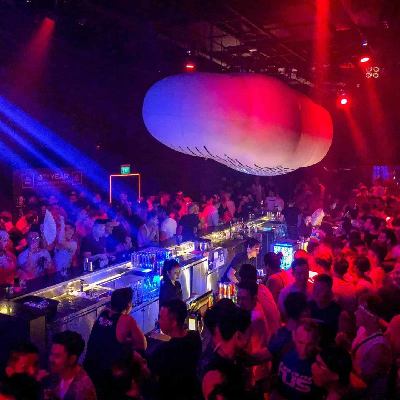 Kuala Lumpur Bar & Dance Clubs