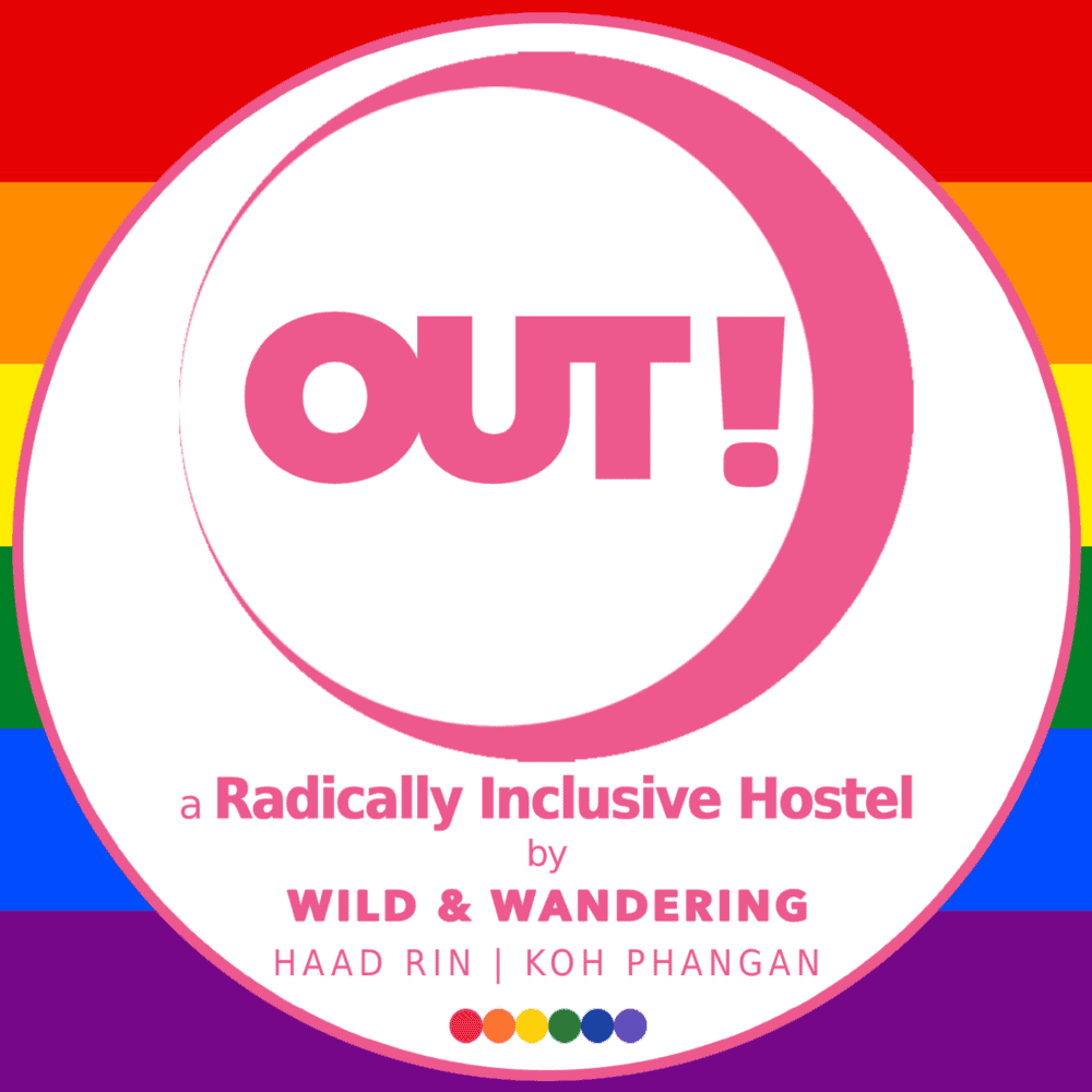Out! a Radically Inclusive Hostel by Wild & Wandering