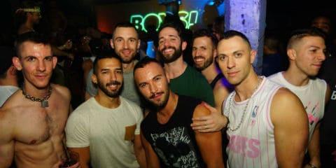 Homoseksuelle fester og begivenheder i New York
