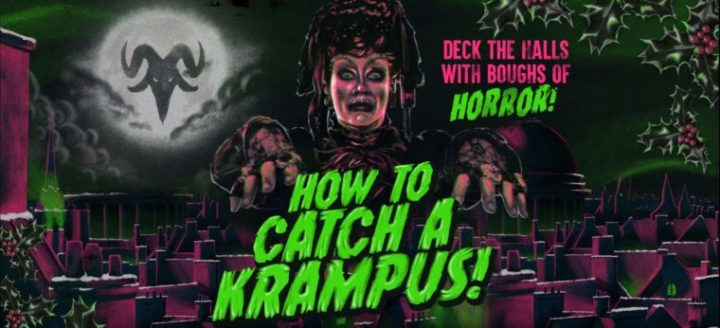 Sink The Pink: How To Catch A Krampus!