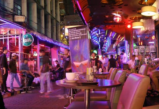 TravelGay recommendation Club Café