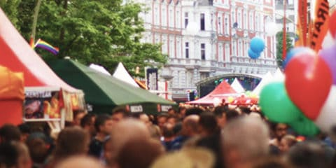 Stadtfest बर्लिन