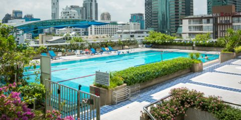 Trinity Silom Hotel - hotel Bangkok yang mesra gay