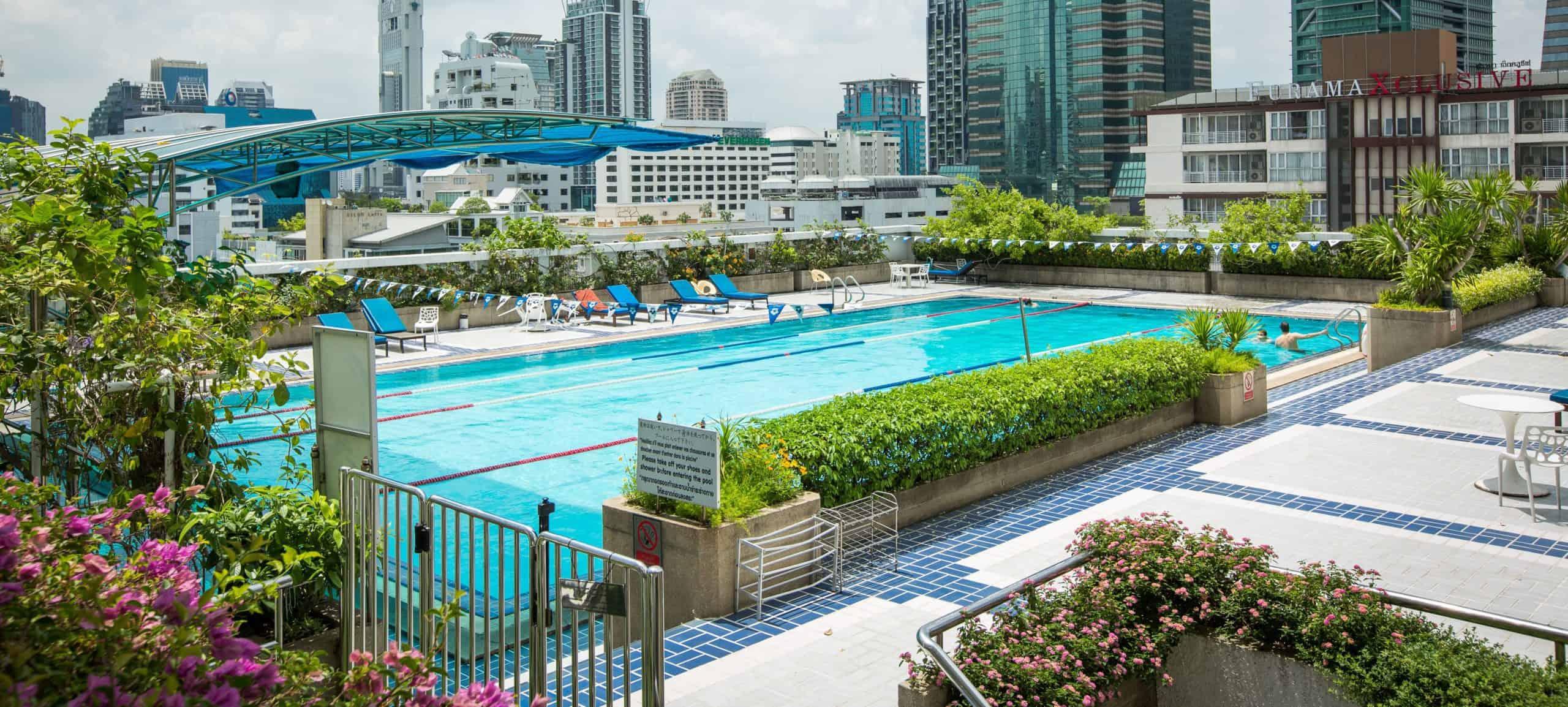 imagen del Hotel Trinity Silom