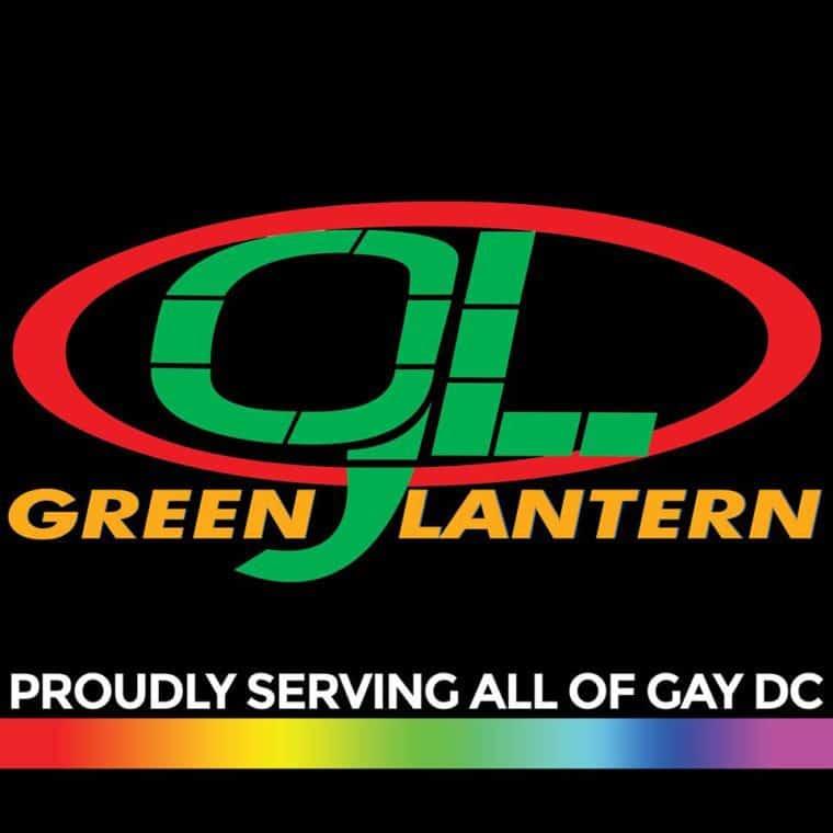 Grøn lanterne