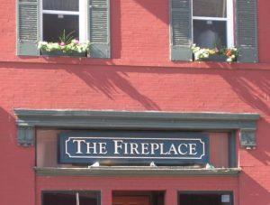 The Fireplace Washington
