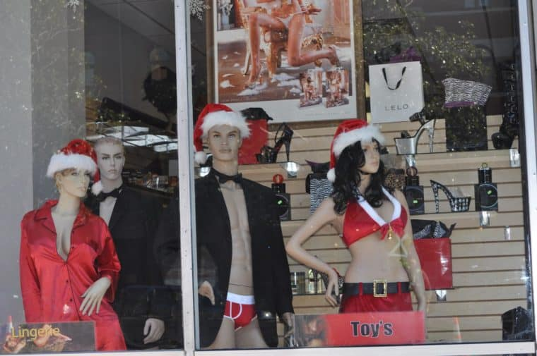 Washington DC Gay Shops