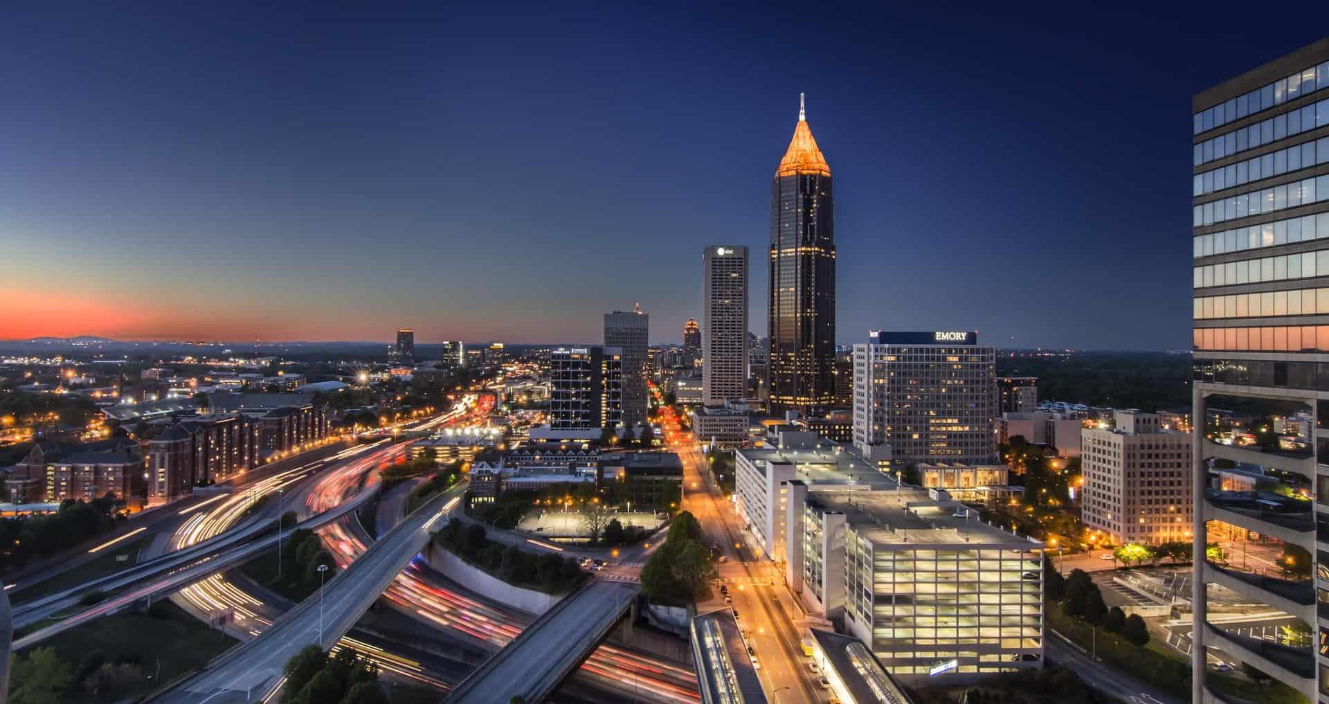 Gay Atlanta · Hôtels
