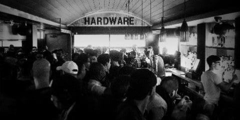 Μπαρ HARDWARE