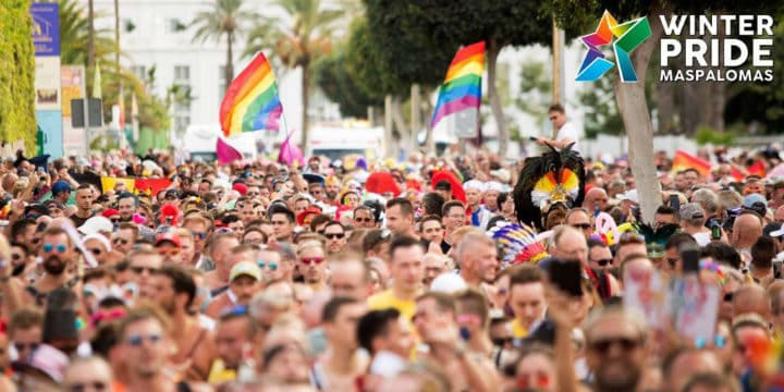 Winter Pride Maspalomas 2019
