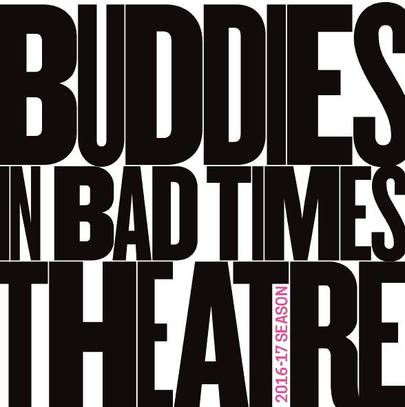 Buddies i Bad Times Theatre