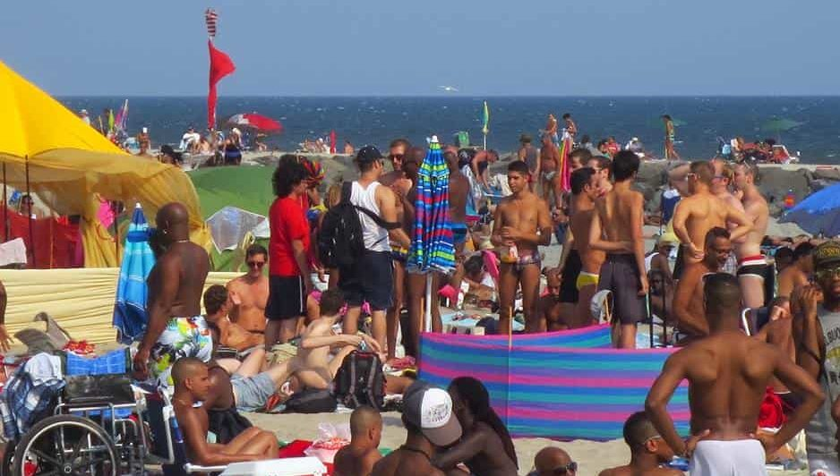 New York Gay Strande