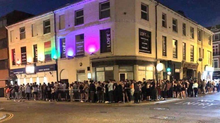 Norwich gay scene