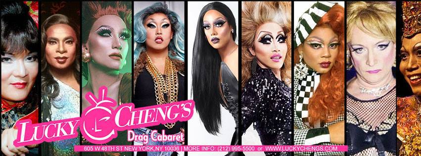 TravelGay anbefaling Lucky Cheng's