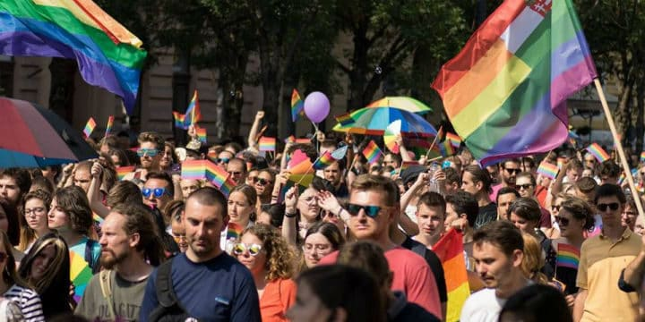 Budapest Pride 2020