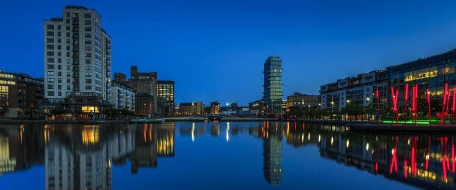 Pergi ke Dublin