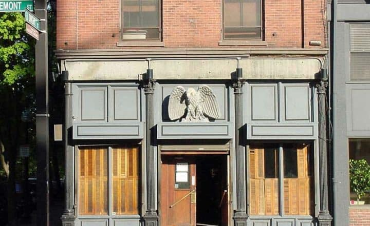 Boston Eagle (LUKKET)