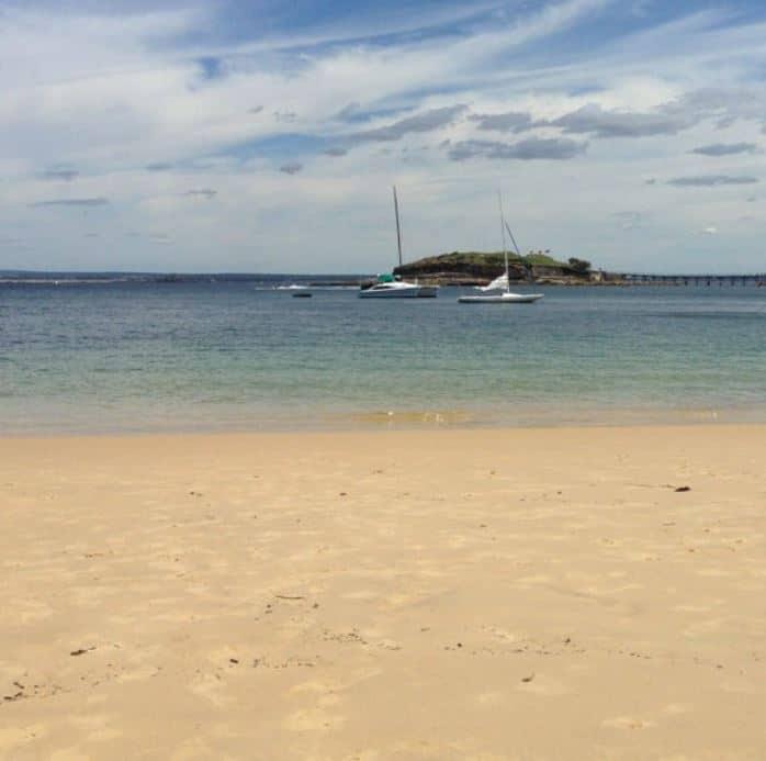 Piccola spiaggia di Congwong