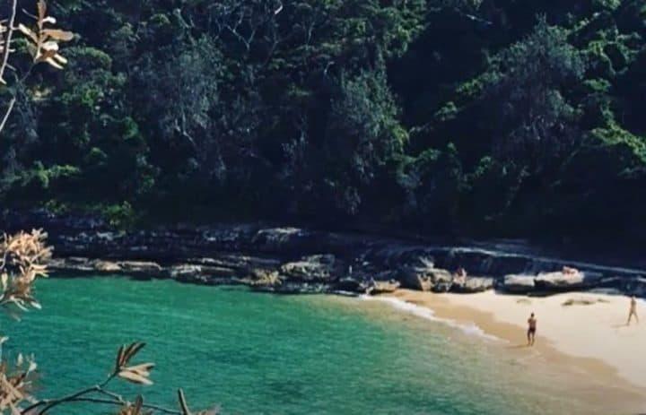 Playa Obelisco