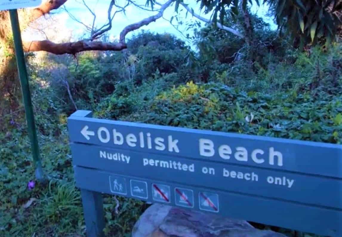 Obelisk Beach