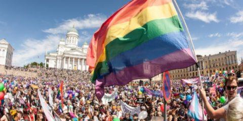 Orgullo de Helsinki