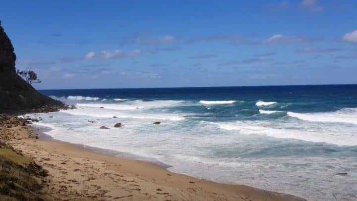 Spiaggia di Werrong