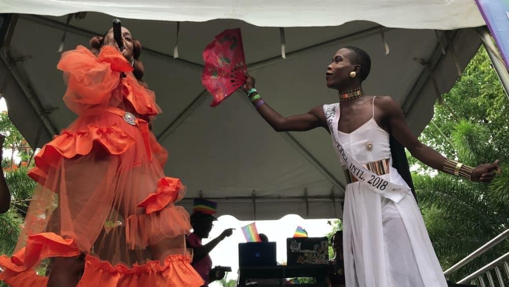 حقوق المثليين في جامايكا