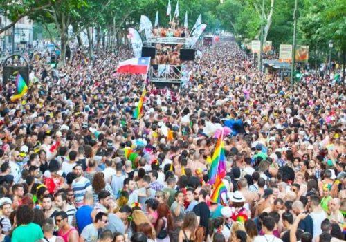 Homoseksuelle fester og begivenheder i Madrid