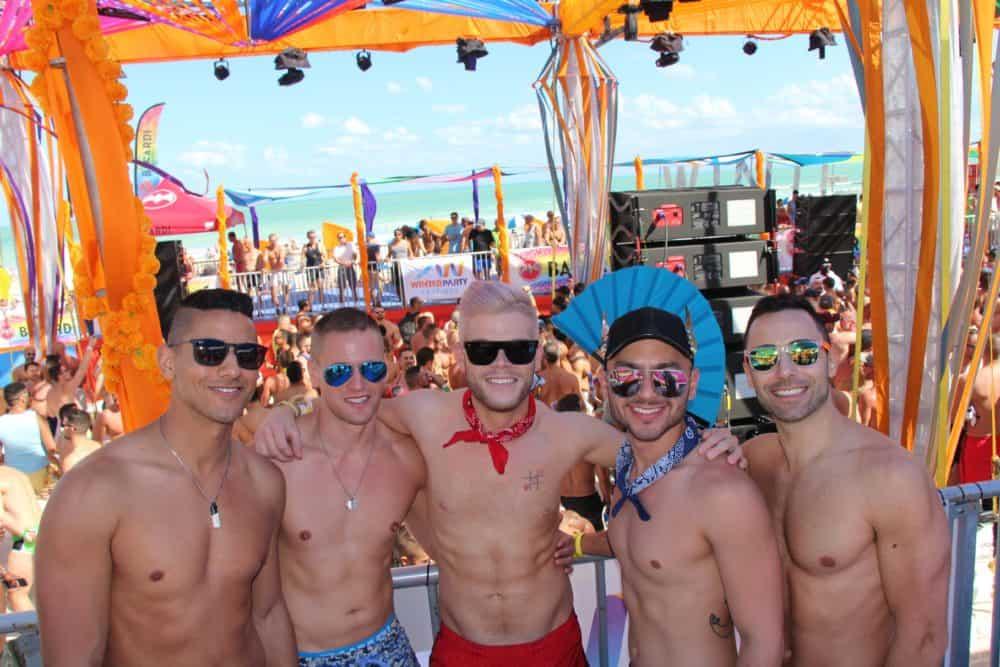 Γκέι πάρτι και εκδηλώσεις στο Μαϊάμι