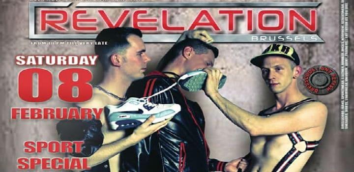 REVELATION – Special Sport Edition
