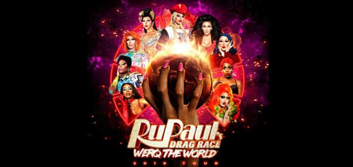 RuPaul's Drag Race Werq The World Tour – Prague