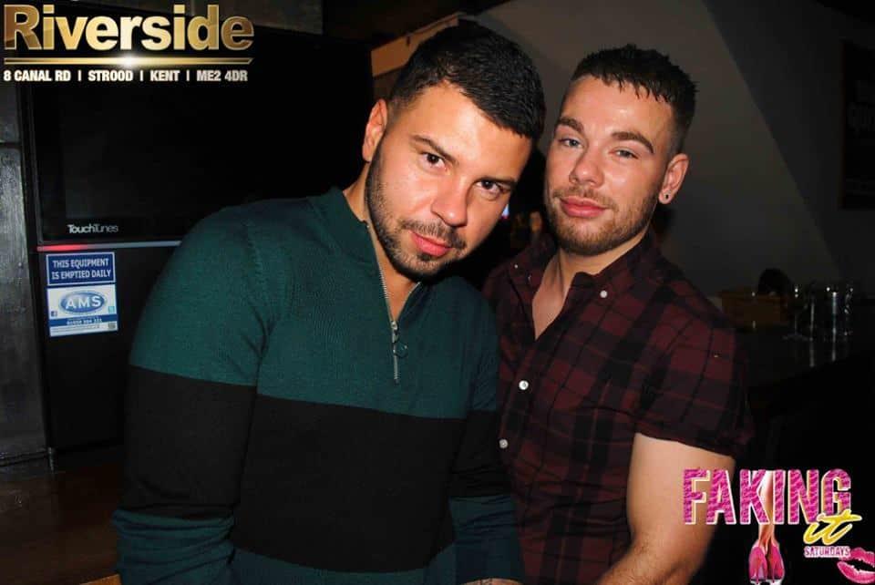Bars gay Strood