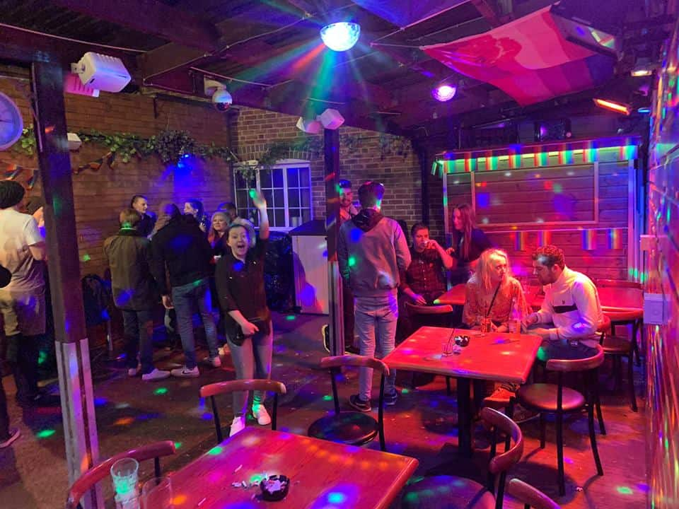 Worcester Gay Bars