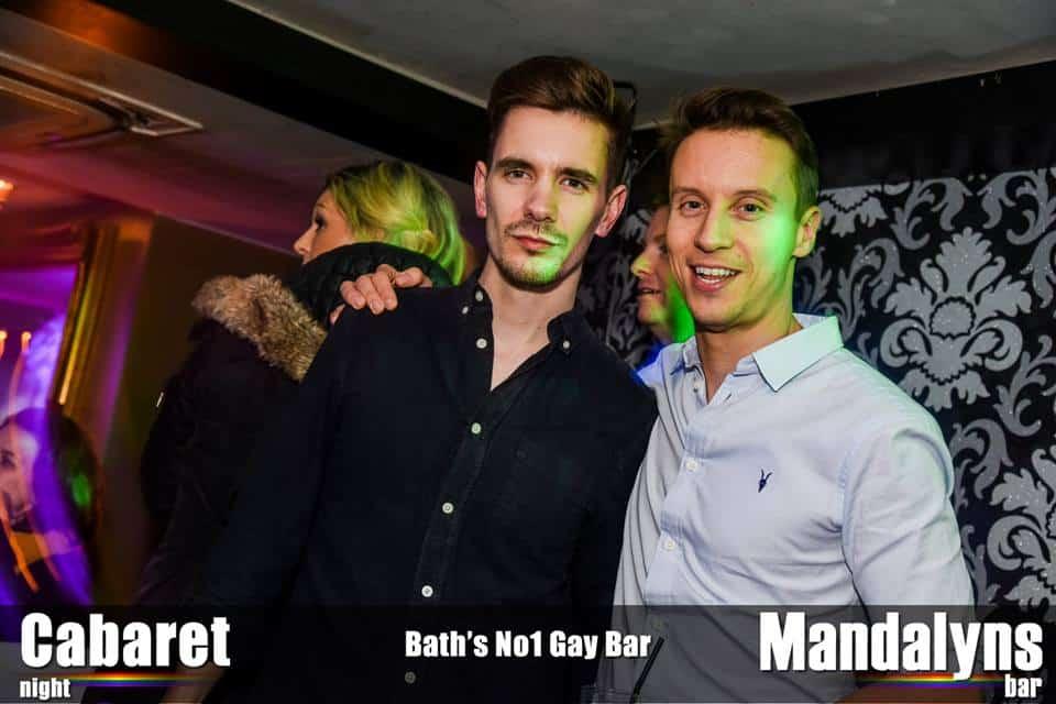 巴斯同性恋酒吧