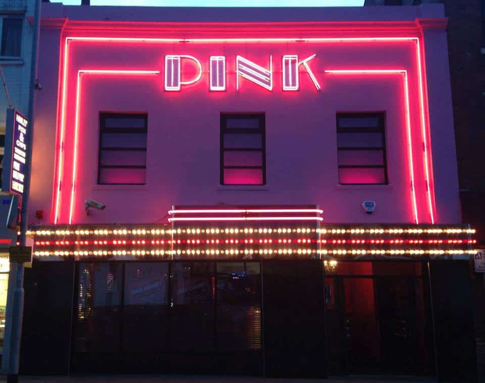 特伦特河畔斯托克同性恋舞蹈俱乐部
