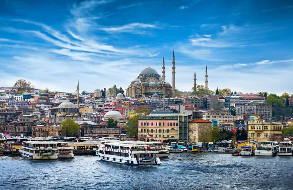Visites à Istanbul