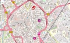 Leicester Gay Map