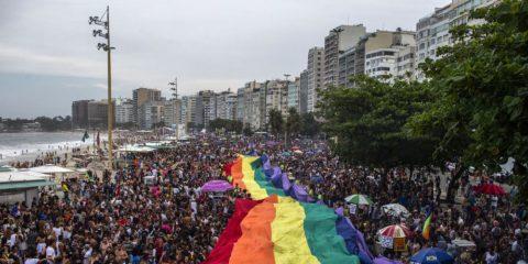 El orgullo de Sao Paulo 2019