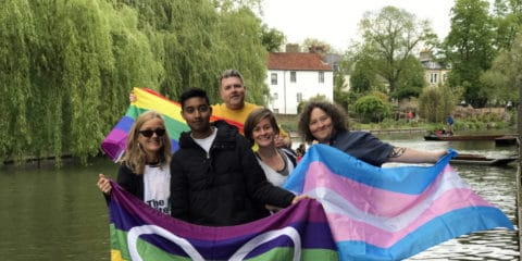 Cambridge Pride 2019