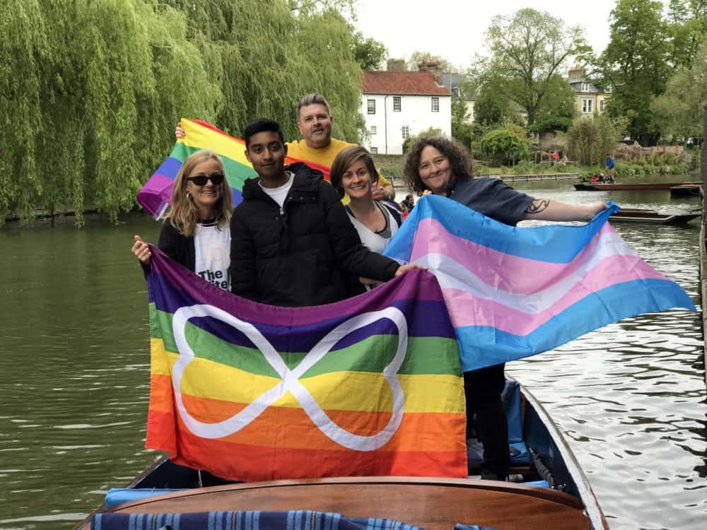 Cambridge Pride 2022