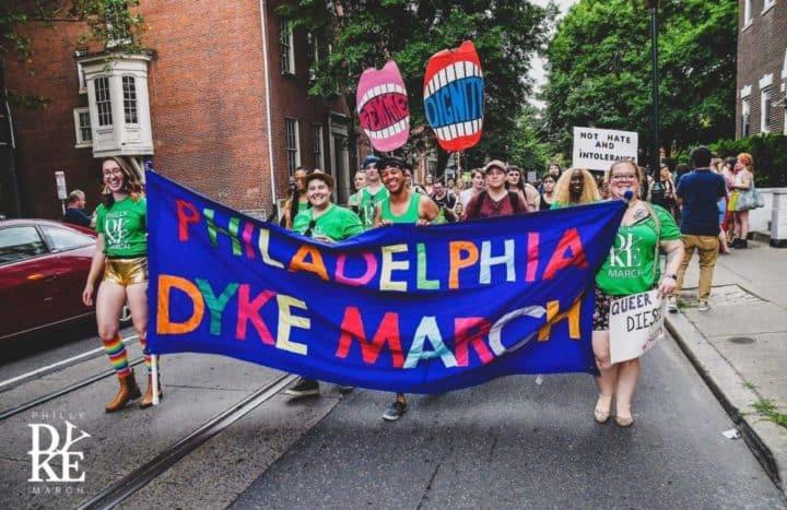 Philadelphia Dyke March