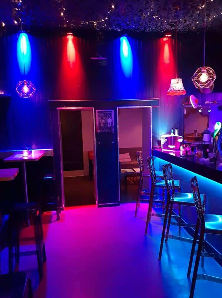 Bar, club e hotel gay di Rennes