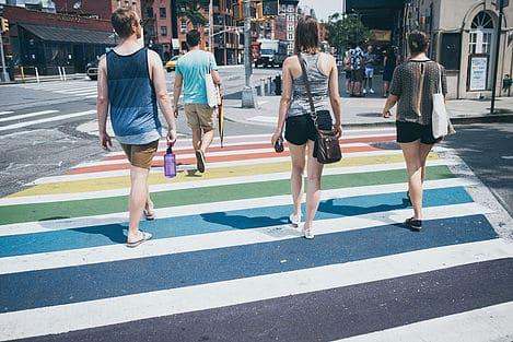 Christopher Street Tours - LGBT + historie