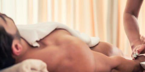Gay Yoga Massage