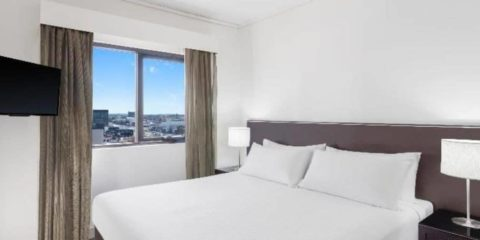 Adina Apartment Perth Barrack Plaza