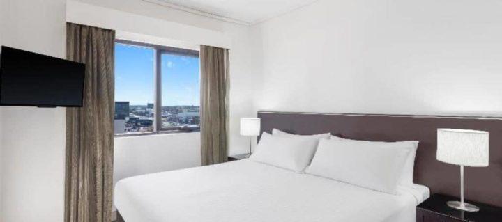 Adina Apartment Perth Barrack Plaza