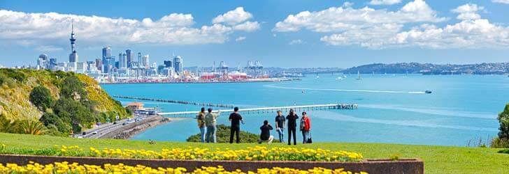 Visites gays à Auckland