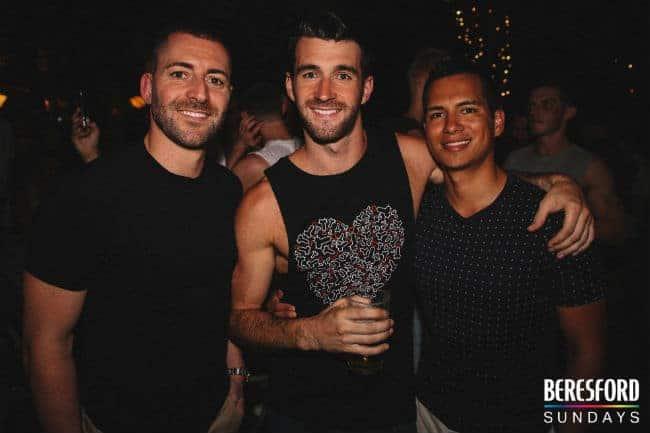 Beresford Sundays, Sydney - gay bar / gay party night in Sydney