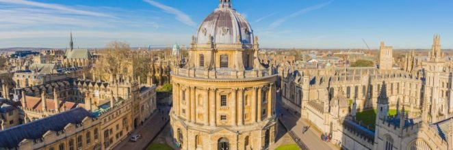 Homoseksuel Oxford