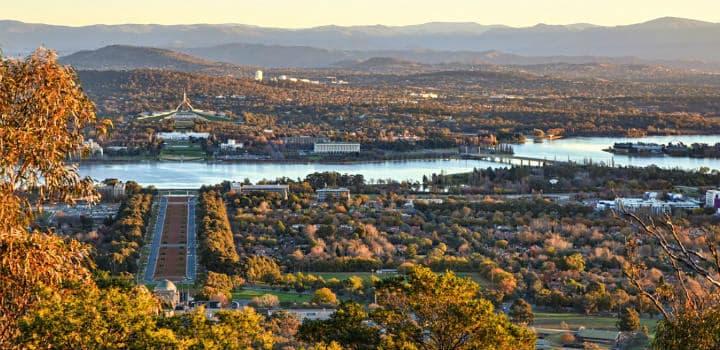 Gay Canberra · Hôtels